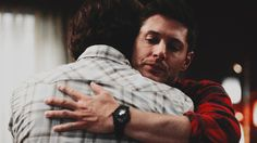 """""""You come back"""". Dean to Sam."""