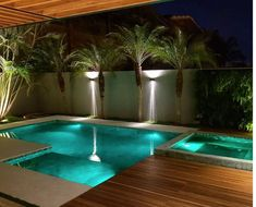 If you are working with the best backyard pool landscaping ideas there are lot of choices. You need to look into your budget for backyard landscaping ideas Small Swimming Pools, Luxury Swimming Pools, Small Pools, Swimming Pools Backyard, Luxury Pools, Swimming Pool Designs, Backyard Pool Landscaping, Backyard Pool Designs, Small Backyard Pools