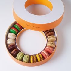 Initiation Assortment of macarons by Pierre Herme