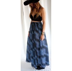 A personal favorite from my Etsy shop https://www.etsy.com/listing/251567166/bohemian-style-wide-long-skirt-gypsy
