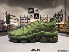 69fe93171f86 High Quality Nike Air Max Plus TN Olive Green Sneakers Men s Running Shoes  DC008302