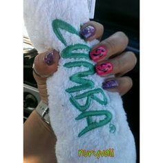 Zumba nail