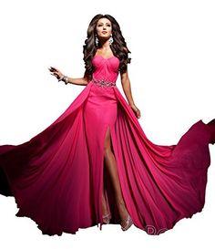 Tony Bowls 2351321 Strapless Long Chiffon Pageant Dress, Fuchsia, 2, http://www.amazon.com/dp/B00VAKWAOI/ref=cm_sw_r_pi_awdm_IfxZvb10R3M5J