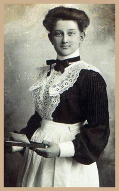 An Edwardian Maid
