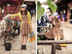 Asian iCandy Store: One day in Lijiang, China