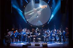 Claudia Grohovaz: Pink Floyd's THE WALL LIVE ORCHESTRA al Teatro del...