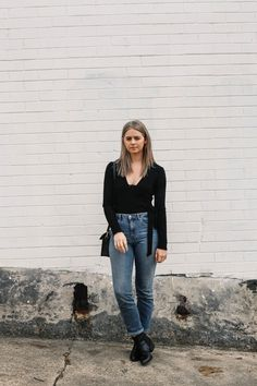 THE SIDE SPACE - FASHION AND LIFESTYLE BLOG - WRAP TOP