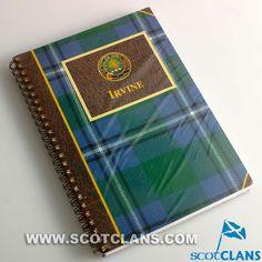 Irvine Clan Crest Jo