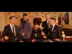 """▶ The Overtones: """"Can't Take My Eyes Off Of You"""" (official video) - YouTube"""