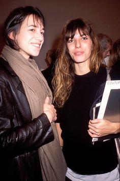 I just reacted to Charlotte Gainsbourg and Lou Doillon. Check it out!