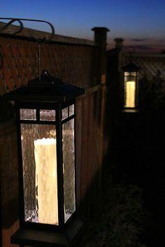 solar lanterns home depot - Outdoor Solar Lanterns