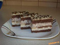 Zbožňujem gaštany v bielej čokoláde a tak som si s nimi chcela urobiť zákusok podľa vlastnej chuti. ...