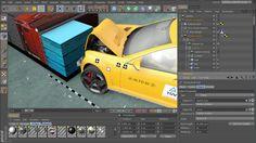 Crash Test Animation :: Tutorial Part 4