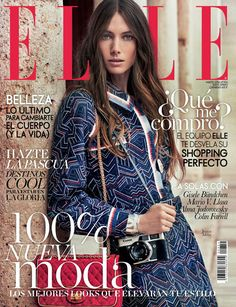 Elle Spanish Cover March 2016 shot by fashion photographer Xavi Gordo represented by 8AM - 8 Artist Management #artistmangement #fashion #editorial  #8artistmanagement #xavigordo ★★ 8AM / 8 Artist Management ★★  more photos in http://8artistmanagement.com/