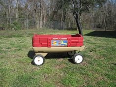 Vintage Radio Flyer Wagon | eBay
