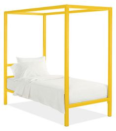 Architecture Twin Bed  $999  [Different colors]