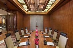 The Meeting Boardroom at Mandarin Oriental, Shanghai