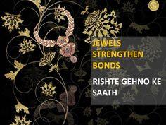 Jewels strengthen bonds... #RishteGehnoKeSaath