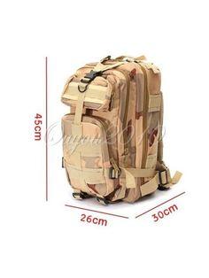 c33535488674 30L Waterproof Outdoor Military Rucksacks Tactical Backpack Sports Camping  Outdoor Sports Hiking Trekking Fishing Hunting Bag