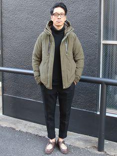 Rain Jacket, Bomber Jacket, Japanese Outfits, Streetwear, What To Wear, Men's Fashion, Windbreaker, Suits, Winter