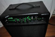 Crate Amp MXB10 Great for Beginner Guitar Players - Very Good Condition