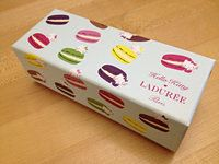 Limited-edition macarons: Hello Kitty x Ladurée  cc @Enid Hwang---the best cookies I've EVER TASTED!