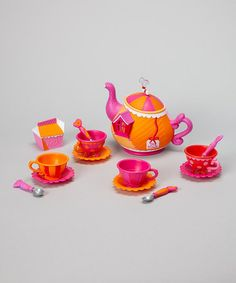 Lalaloopsy Sew Magical Tea Set by Lalaloopsy