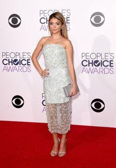 Pin for Later: Seht alle Stars aus Film und Fernsehen bei den People's Choice Awards Sarah Hyland