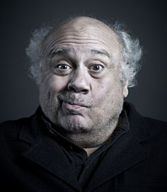 Danny DeVito is just hilarious to me. He will always be my trump card in apples to apples. so freaking funny.