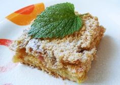 Fotografie článku: Recept na rebarborový koláč krok za krokem