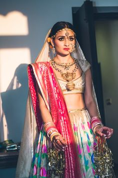 These Are The Most Gorgeous Benarasi Lehengas Worn By Our Favourite Brides!