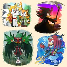 This time we have Sonic as the Town Vigilante and Shadow as Shinigami! Sonic The Hedgehog, Shadow The Hedgehog, Sonic Dash, Sonic Funny, Sonic Franchise, Sonic Heroes, Sonic Fan Characters, Sonic And Shadow, Sonic Fan Art