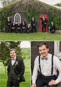 Chattanooga, TN DIY Barn Wedding