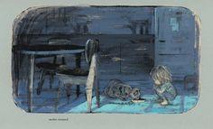 """Szene aus """"Hannas Nacht"""": Mit fremd-poetischem Pinselstrich gemalt"""