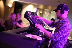 DJ, Post Bar, Clarion Hotel Post