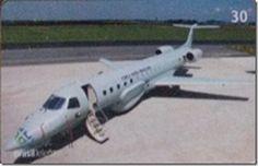 Descrição: Aeronave R-99B Série: Base Aérea de Anápolis – (02/04) Operadora…
