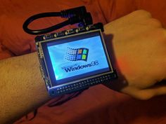 Relive your youth by building a Pi-powered Windows 98 smartwatch or just by booting up classic 90's operating systems on your Pi.