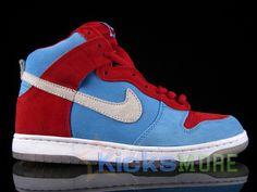 new styles 8fd80 20553 Nike Dunk High Premium SB Bloody Gums