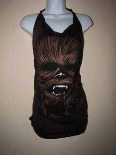 Bloody love this top Star Wars Tshirt, Chewbacca, Girls Wear, Clearance Sale, Corset, Nerdy, Perfect Fit, Backless, Couture