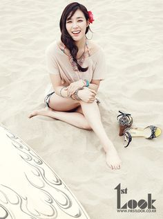 Tiffany Hwang SNSD Girls' Generation California Girl Look Magazine May 2013 Tiffany Snsd, Tiffany Girls, Tiffany Hwang, Sooyoung, Yoona, Girls Generation, Girls' Generation Tiffany, Yuri, South Korean Girls