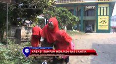 Sampah Diubah Menjadi Tas Cantik - NET10