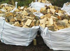 Lovely seasoned softwood logs, primarily made up of spruce and larch that has been dried through the summer ready for immediate use on open fires, wood burners, multi-fuel stoves etc.