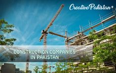 Complete list of Top Construction Companies in Pakistan making good business and getting great projects. Top Construction Companies, Commercial Construction, Construction Business, Creative Audio, Creative Labs, Contracting Company, Best Careers, Group Of Companies, The Fosters