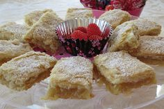 flaky pineapple squares - this recipe is at least 33 years old!