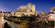 Willkommen im 3,5* Hotel Harrah´s & Casino