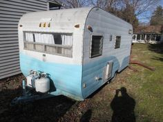 1968 Mallard Camper $2500