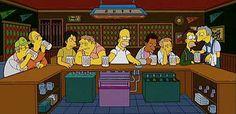 Das letzte Abendmahl: The Simpsons - http://www.dravenstales.ch/das-letzte-abendmahl-the-simpsons/