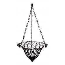 Image result for vintage hanging basket