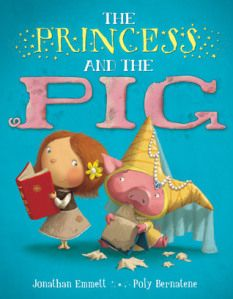 The Princess and the Pig. Review by Youth Lit Reviews. A funny retold fairy tale when a piglet and princess accidentally get switched at birth!