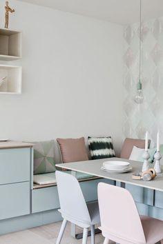 Muuto - E27 Lamp and Nerd Chairs